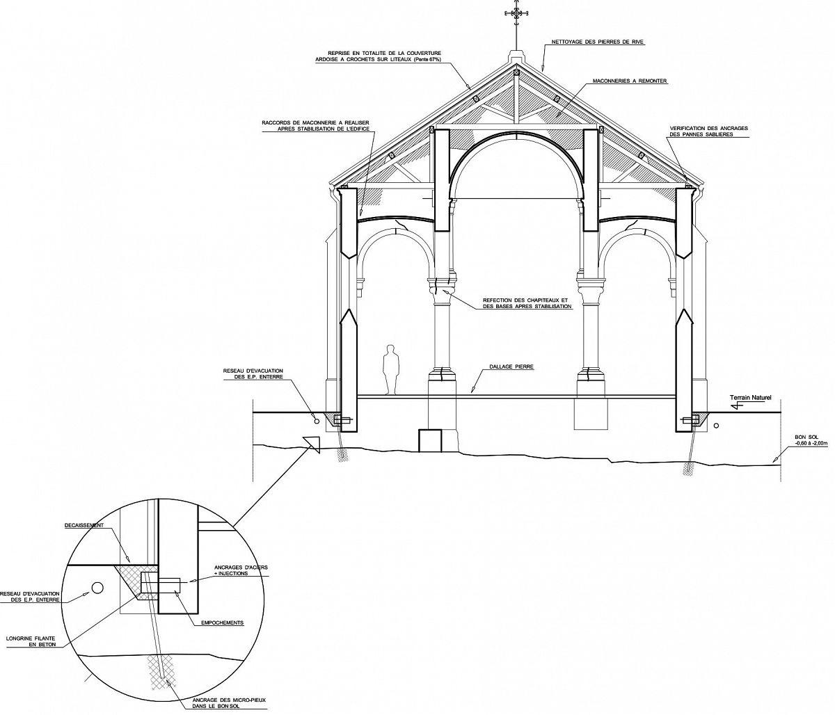Glux-en-Glenne - Eglise Saint-Denis (58) [4]