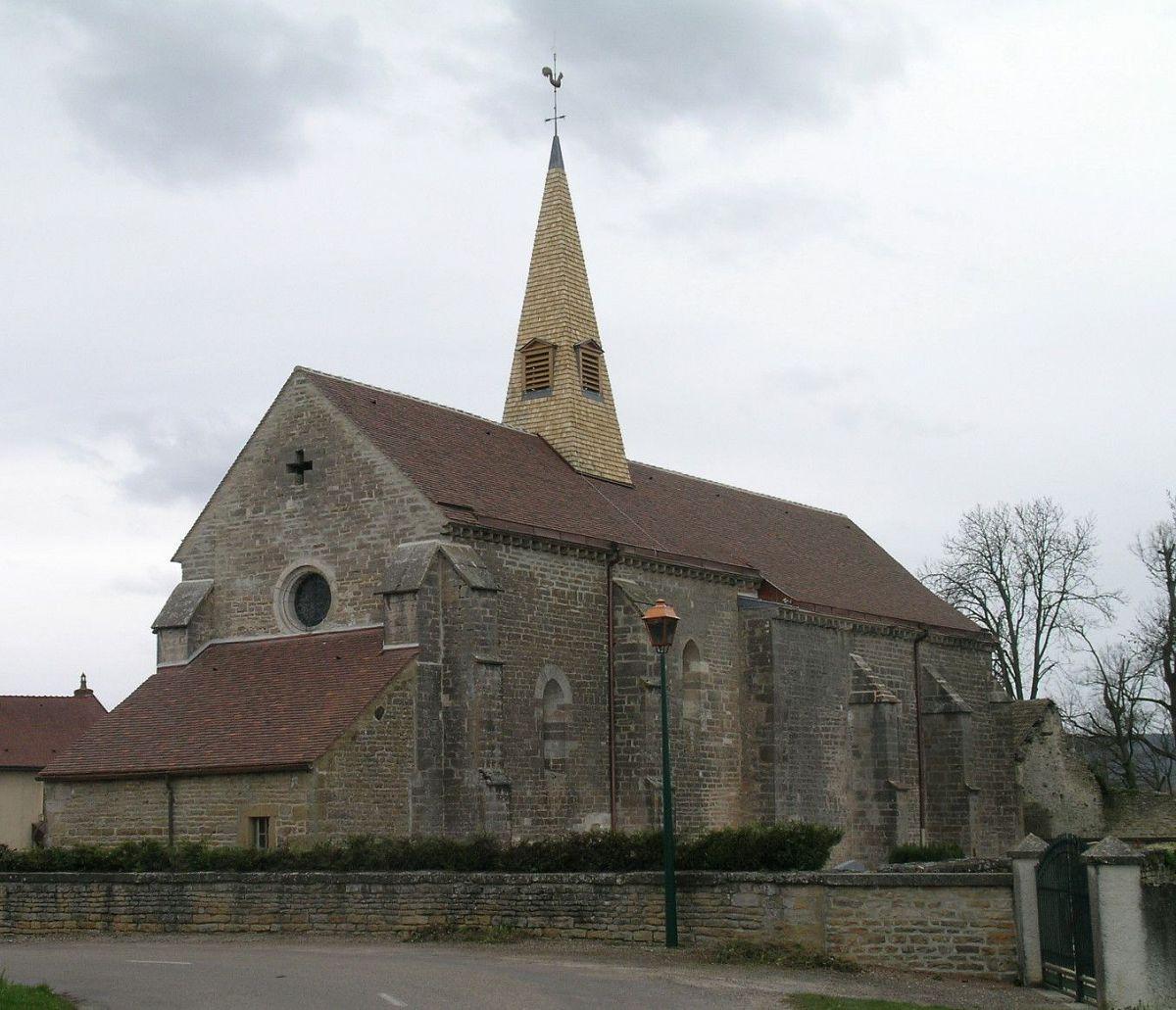 Saint-Philibert - Eglise St-Philibert (21) [2]