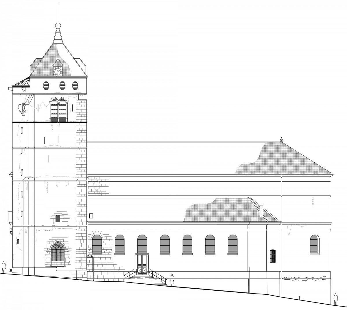 Champlitte - Eglise St-Christophe (70) [4]