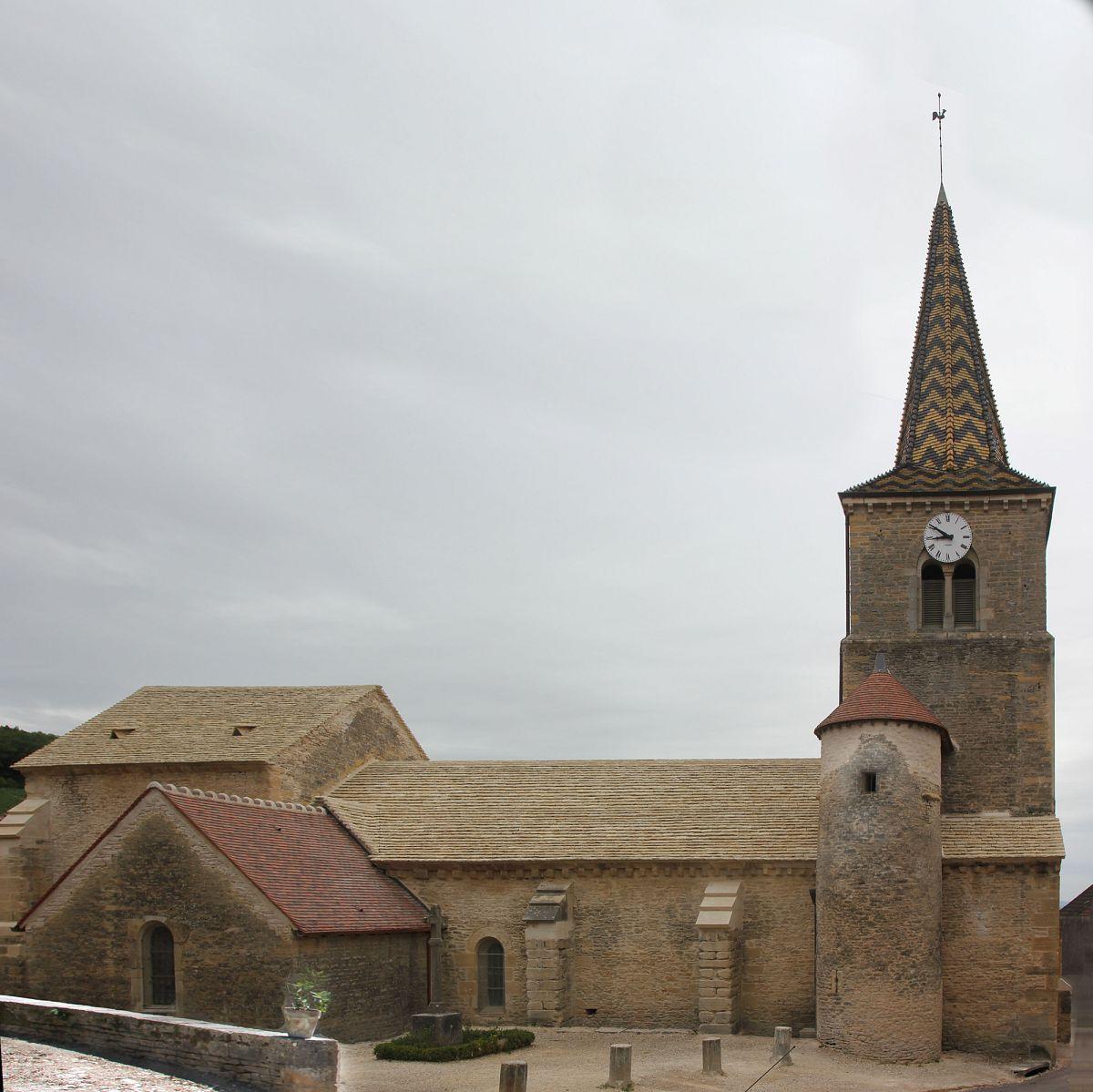 Pernand-Vergelesses - Eglise Saint-Germain (21) [2]