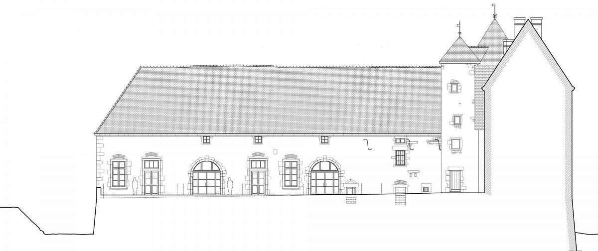 Ecutigny - Château (21) [6]