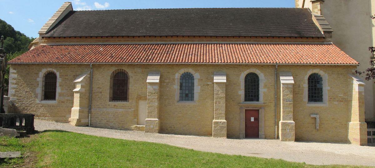 Maynal - Eglise St-Cloud (39) [3]