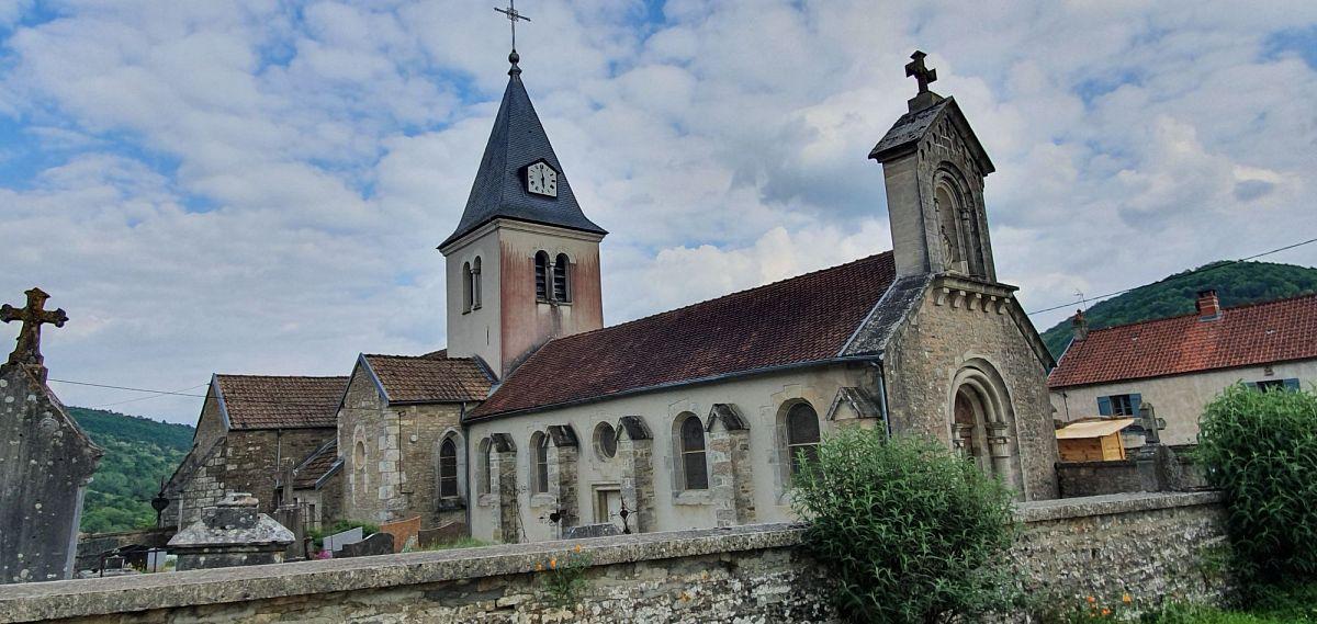 Remilly-en-Montagne - Eglise St-Pierre-és-Liens (21) [1]