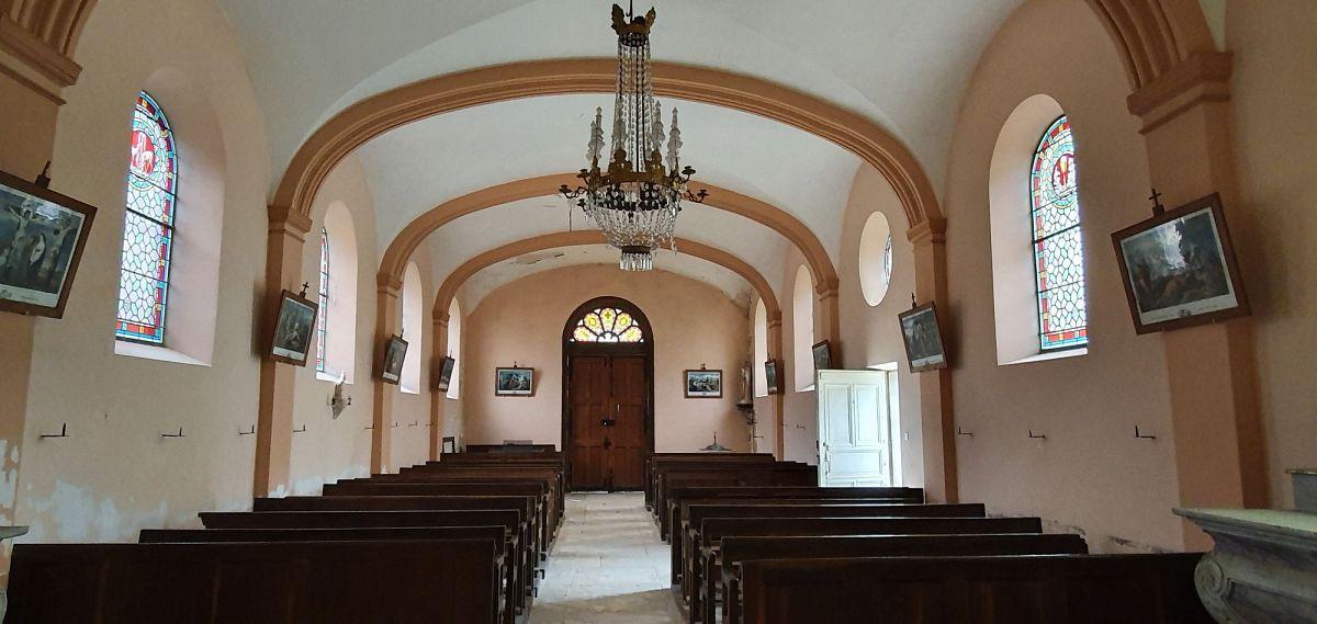 Remilly-en-Montagne - Eglise St-Pierre-és-Liens (21) [2]