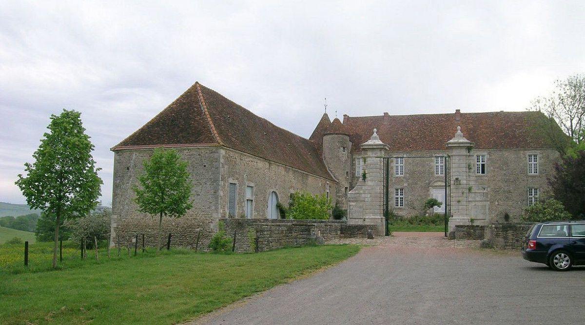 Ecutigny - Château (21) [1]