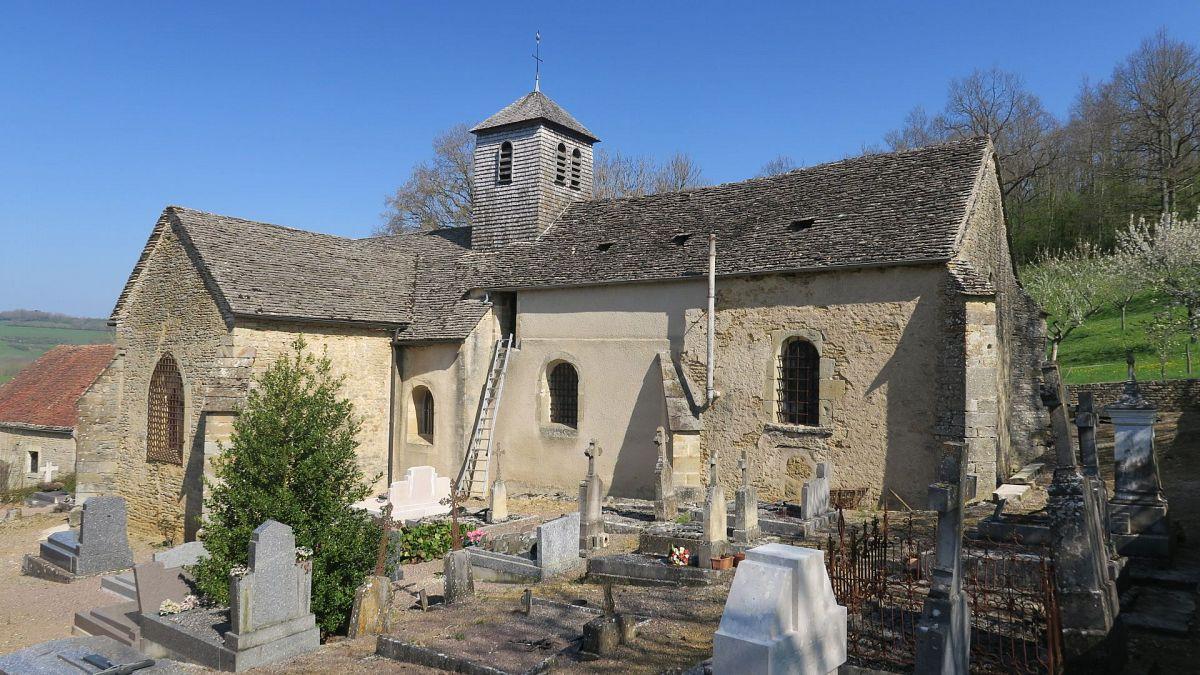 Velogny - Eglise Saint-Nicolas (21) [1]