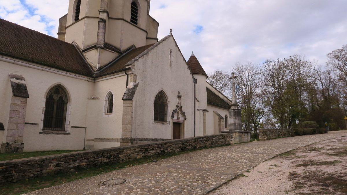 Fontaine-les-Dijon - Eglise Saint-Bernard (21) [2]