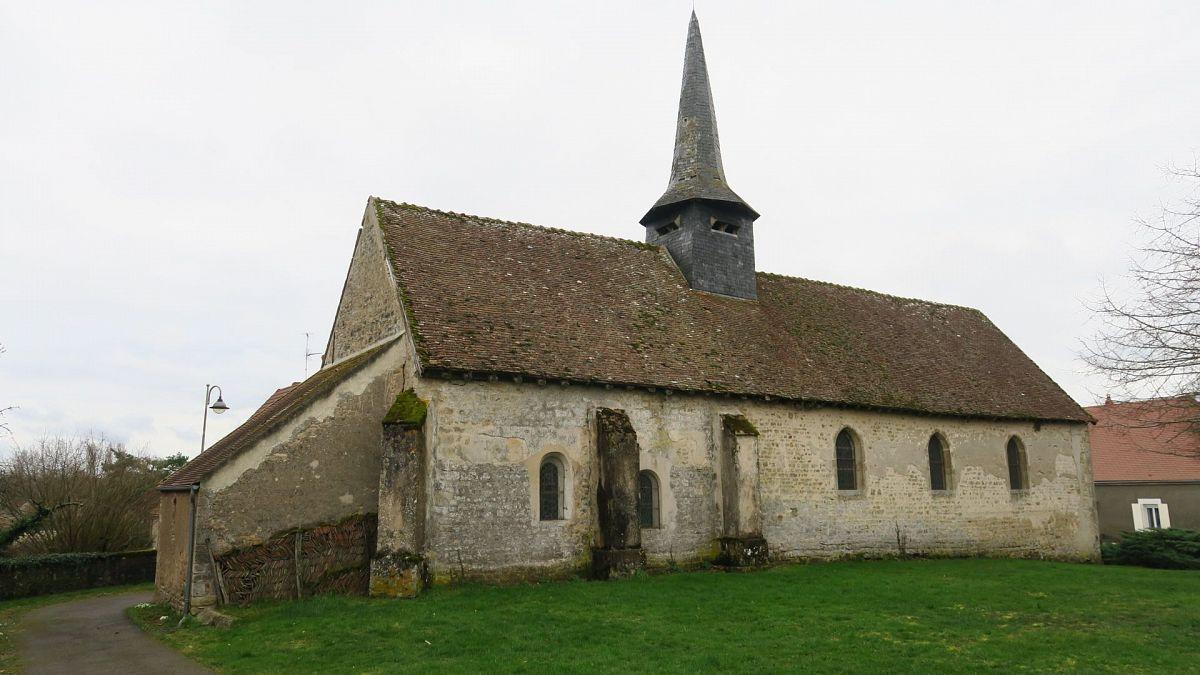 Epiry - Eglise Saint-Denis (58) [1]