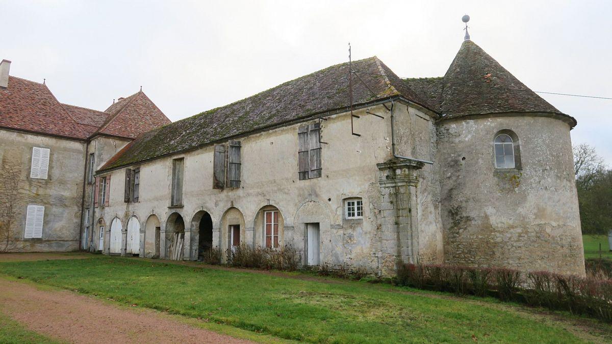 Lacour d'Arcenay - Château (21) [2]