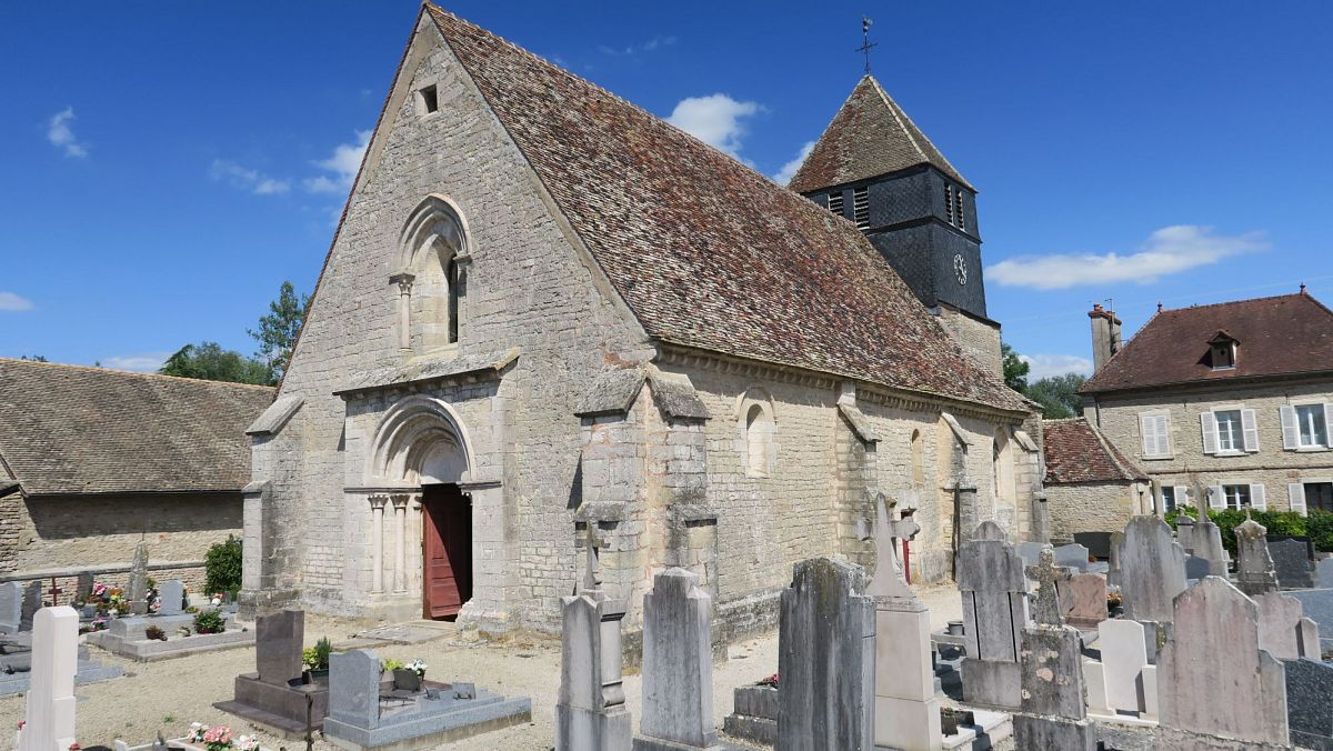 Villy-le-Moutier - Eglise Saint-Révérien (21) [1]