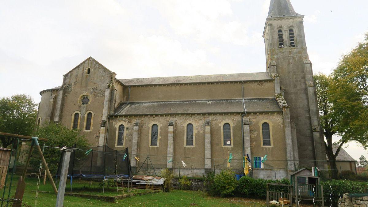 Guipy - Eglise Saint-Germain d'Auxerre (58) [2]