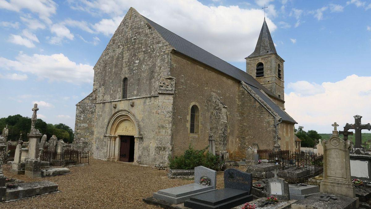 St-Germain-des-Bois - Eglise Saint-Germain (58) [1]