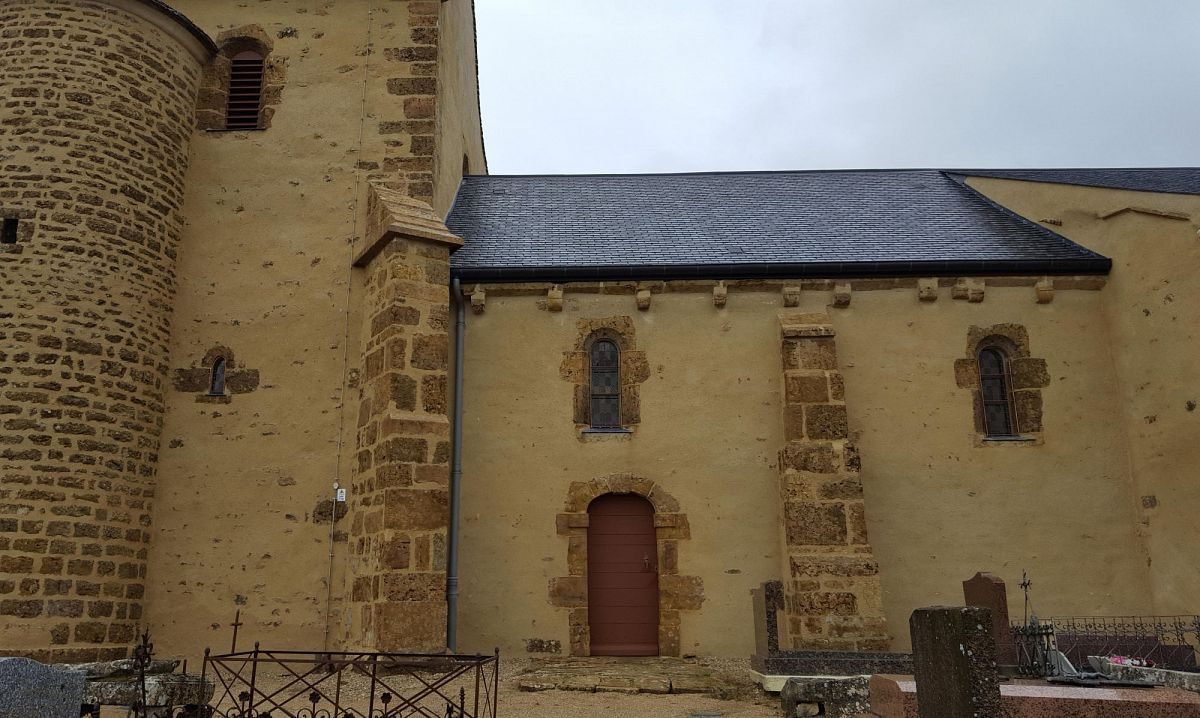 Neuffontaines - Chapelle St-Pierre dite Mont-Sabot (58) [4]