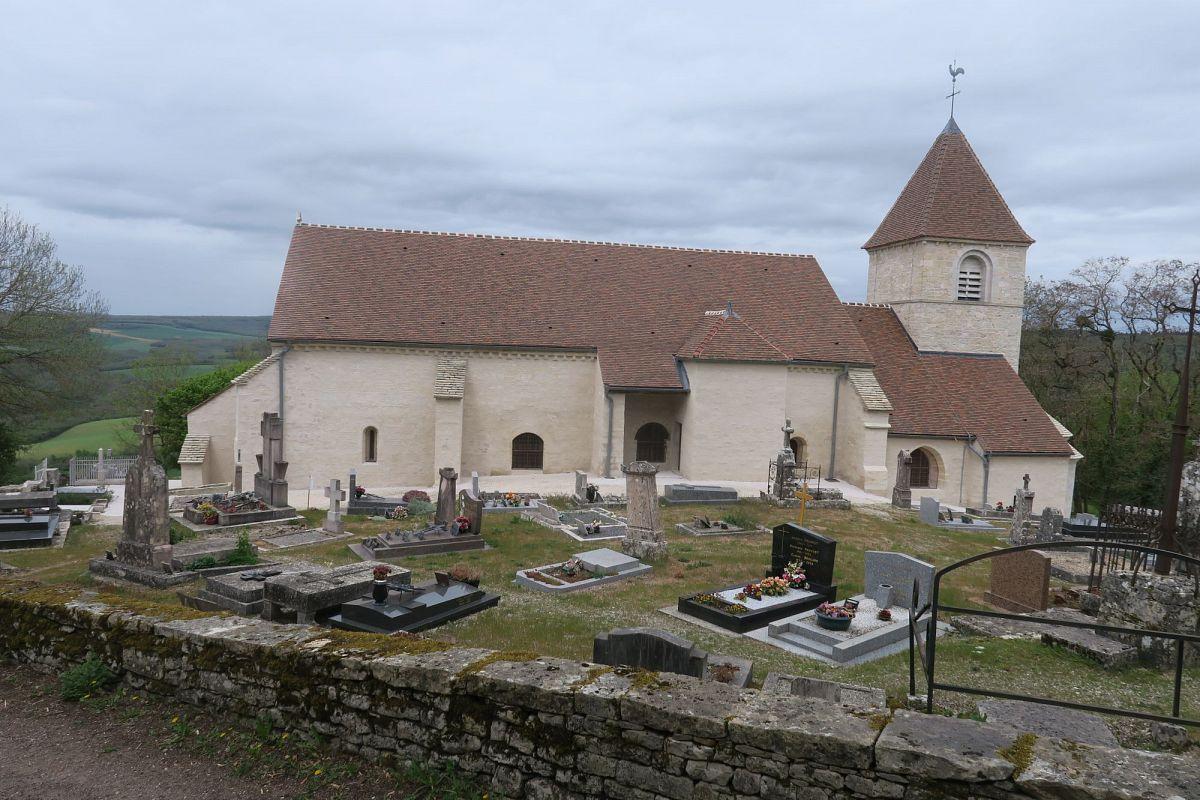 Reulle-Vergy - Eglise Saint-Saturnin (21) [1]