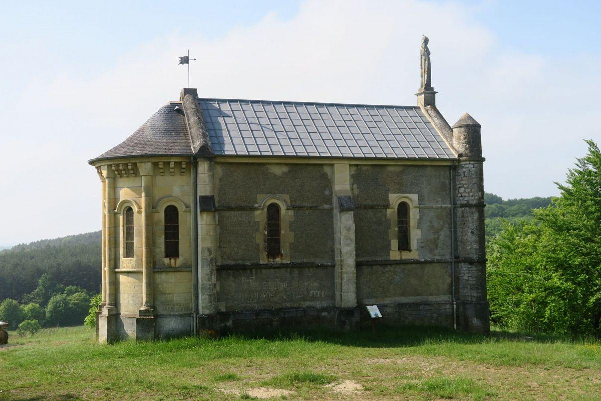 Menou - Chapelle Notre-Dame de la tête ronde (58) [3]