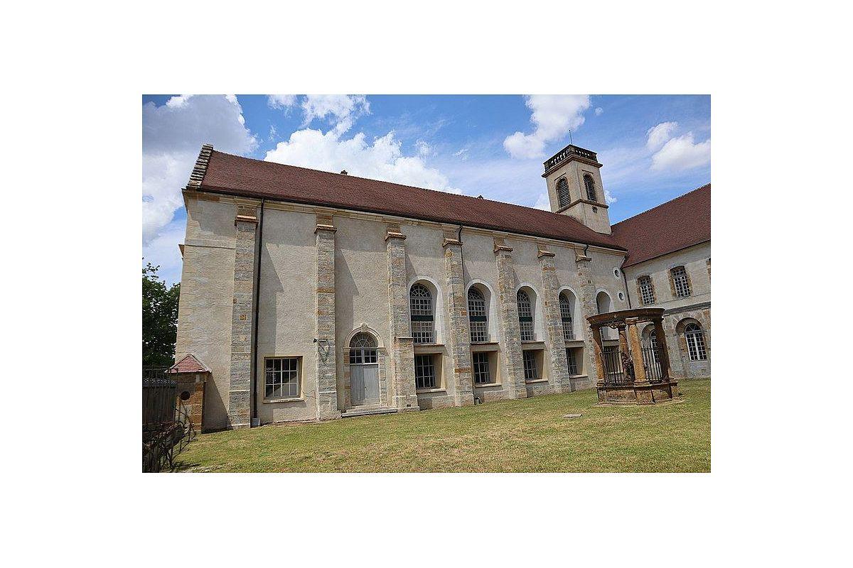 Corbigny - Abbaye St-Léonard (58) [1]