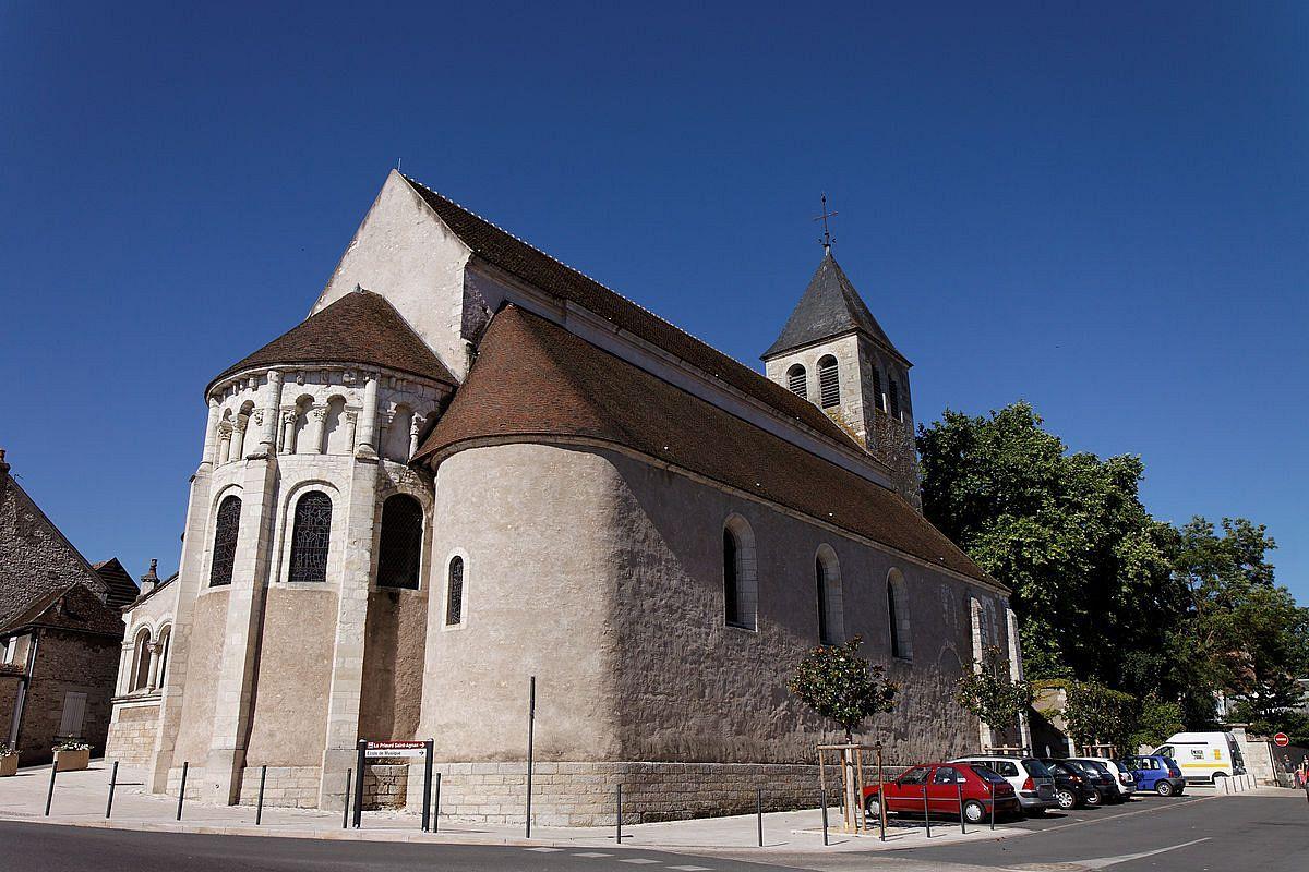 Cosne-sur-Loire - Eglise St-Aignan (58) [1]