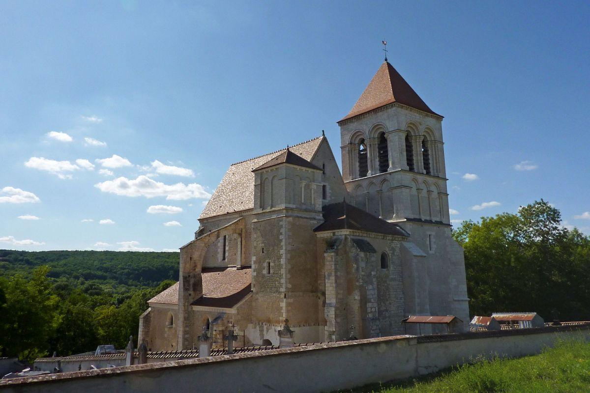Prégilbert - Eglise (89) [1]