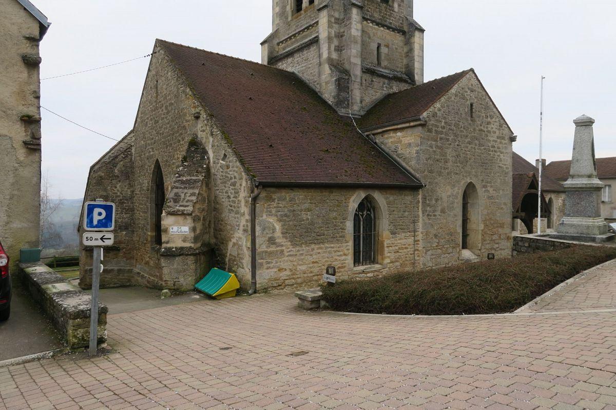 Sombernon - Eglise de la Nativité (21) [1]