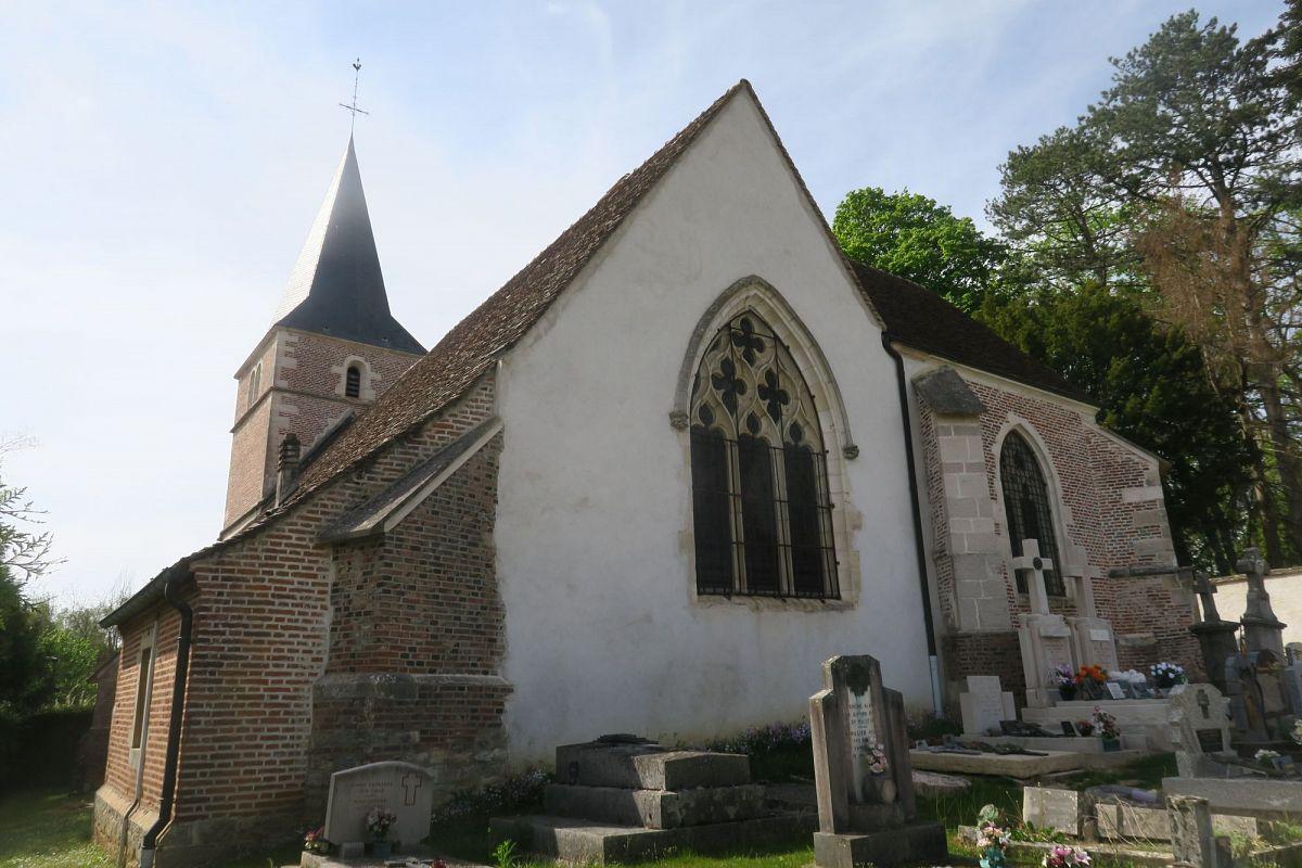 Auvillars-sur-Saône - Eglise Sainte-Madeleine (21) [1]