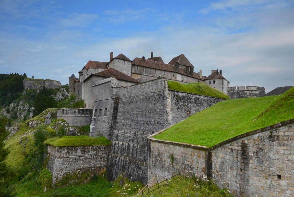 La Cluse-et-Mijoux - Fort de Joux (25) [1]