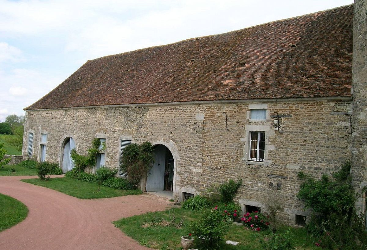 Ecutigny - Château (21) [3]