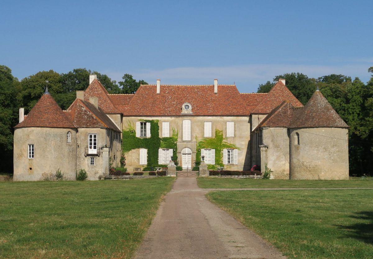 Lacour d'Arcenay - Château (21) [1]