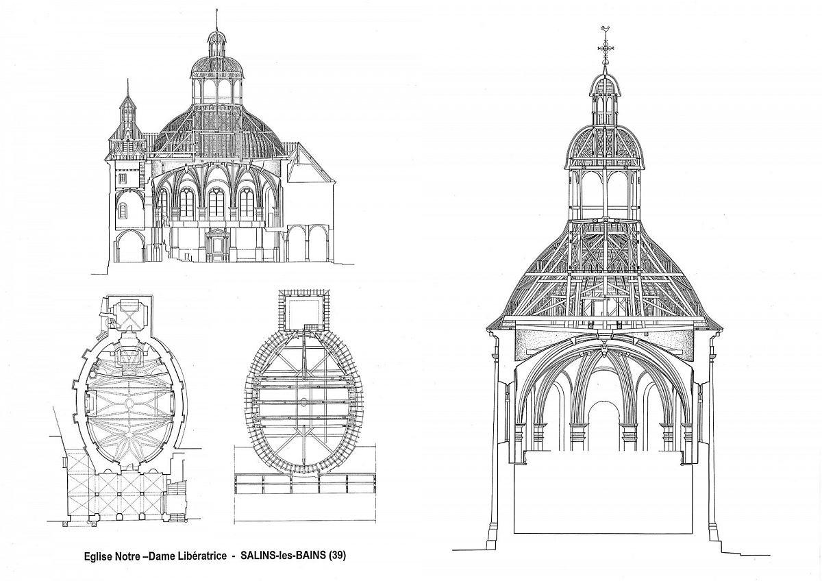 Salins-les-Bains - Chapelle Notre Dame Libératrice (39) [1]
