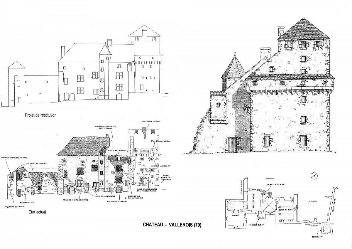 Vallerois - Chateau (70) [1]