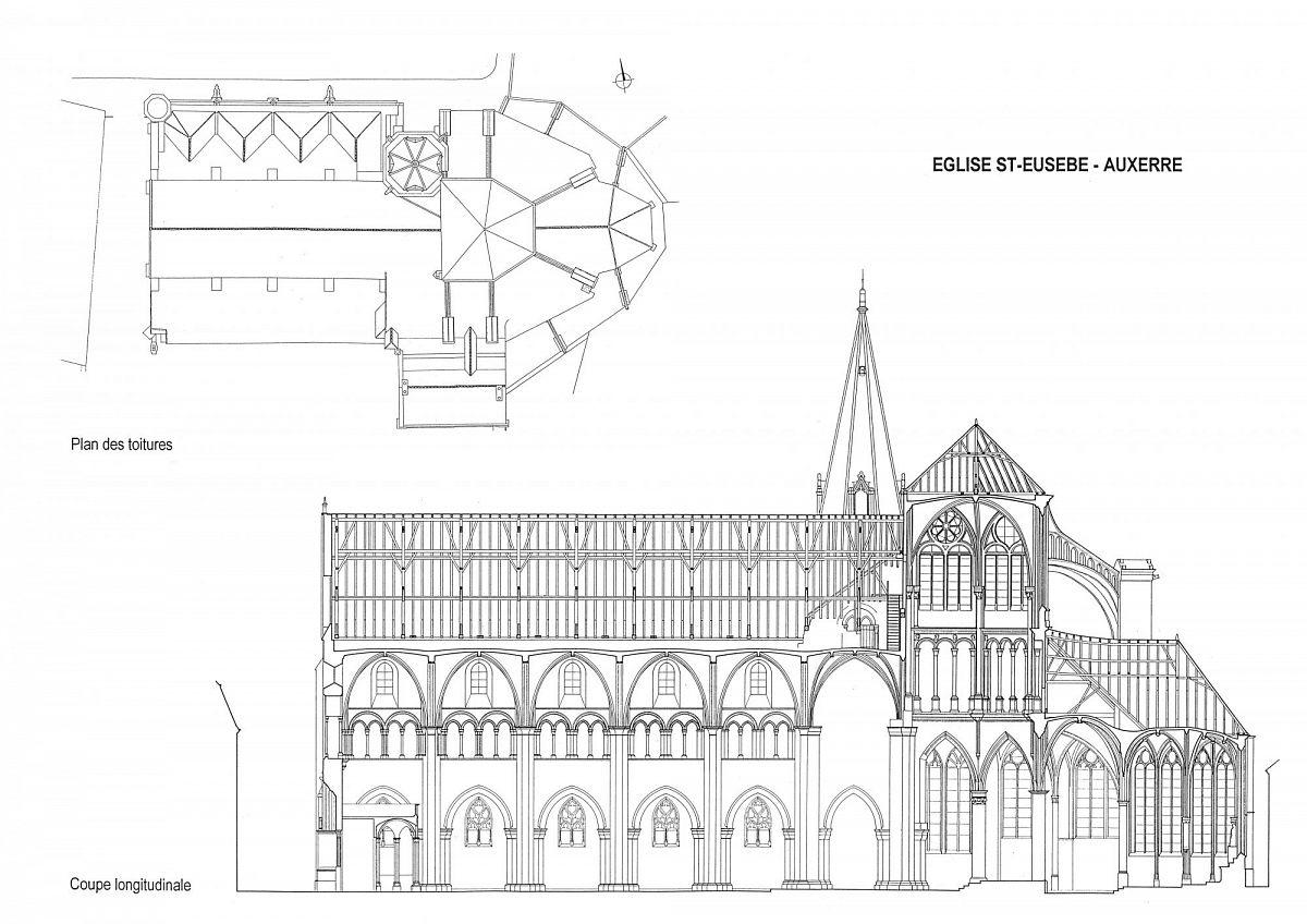 Auxerre - Eglise St-Eusebe (89) [2]