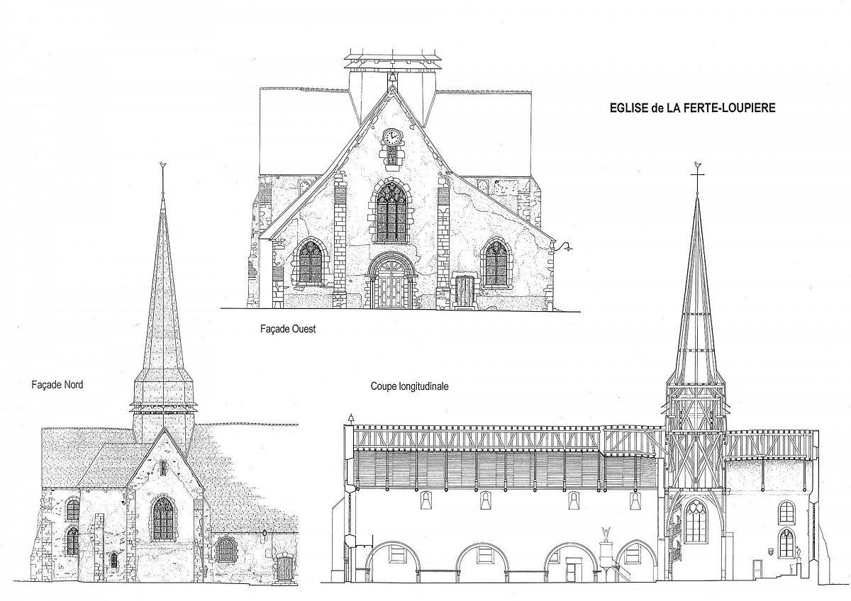 La Ferté-Loupière Eglise (89) [1]