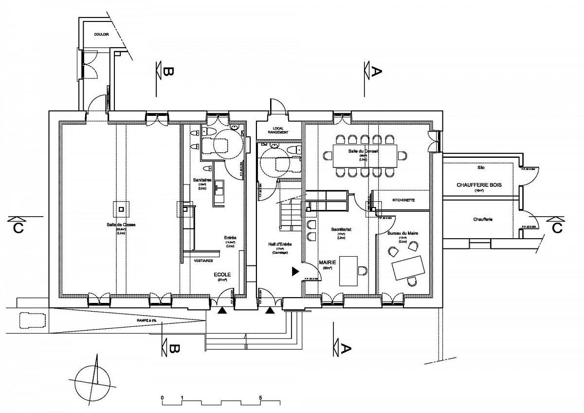Mavilly-Mandelot - Mairie (21) [6]