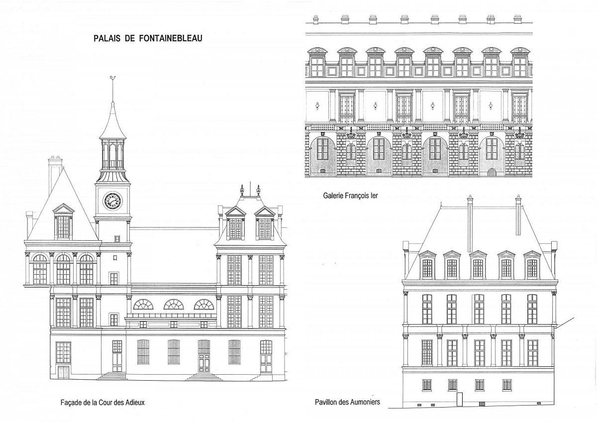 Fontainebleau - Palais impérial (77) [2]