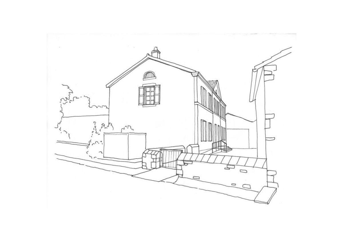 Mavilly-Mandelot - Mairie (21) [5]
