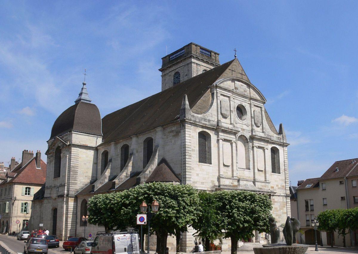 Vesoul - Eglise St-Georges (70) [1]