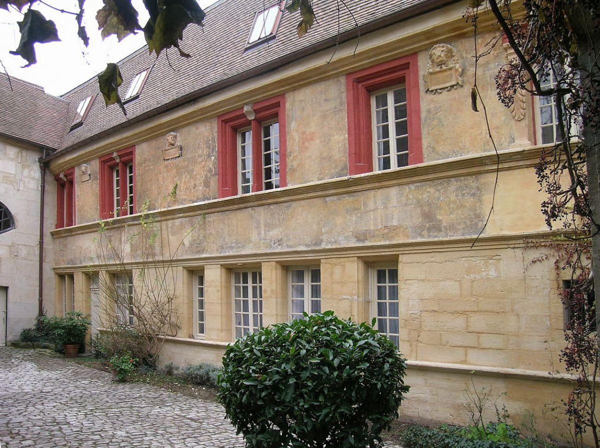 Dijon - Hôtel de Samerey (21) [1]