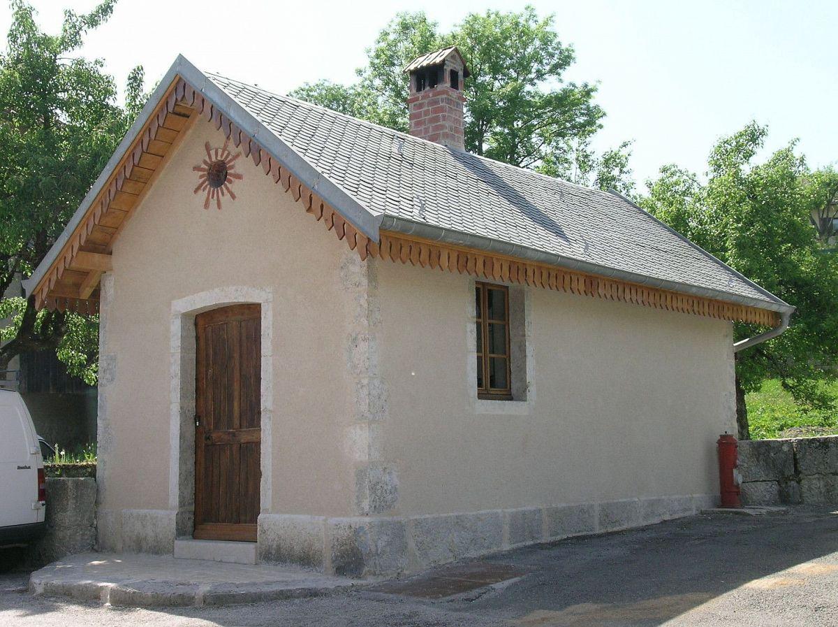 St-Claude - Petit patrimoine (39) [5]
