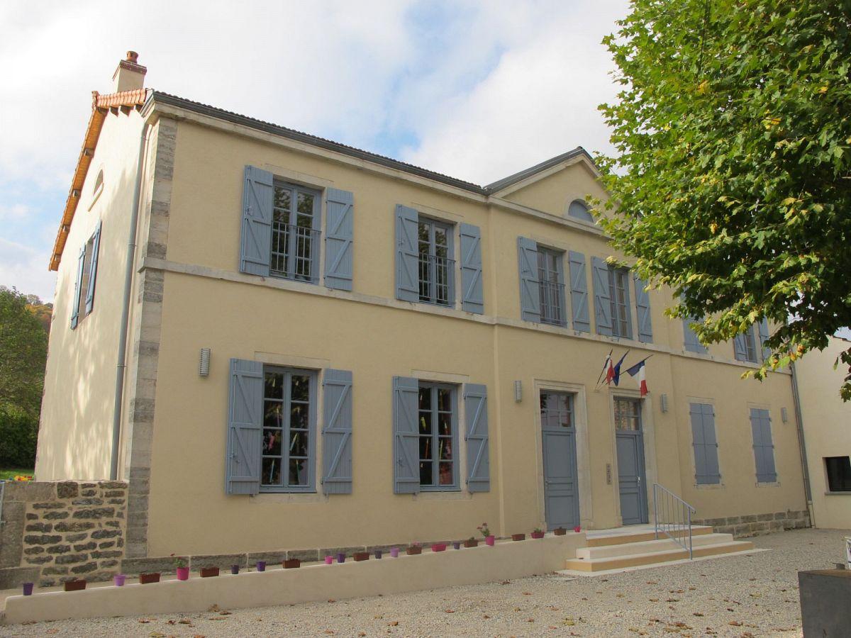 Mavilly-Mandelot - Mairie (21) [2]