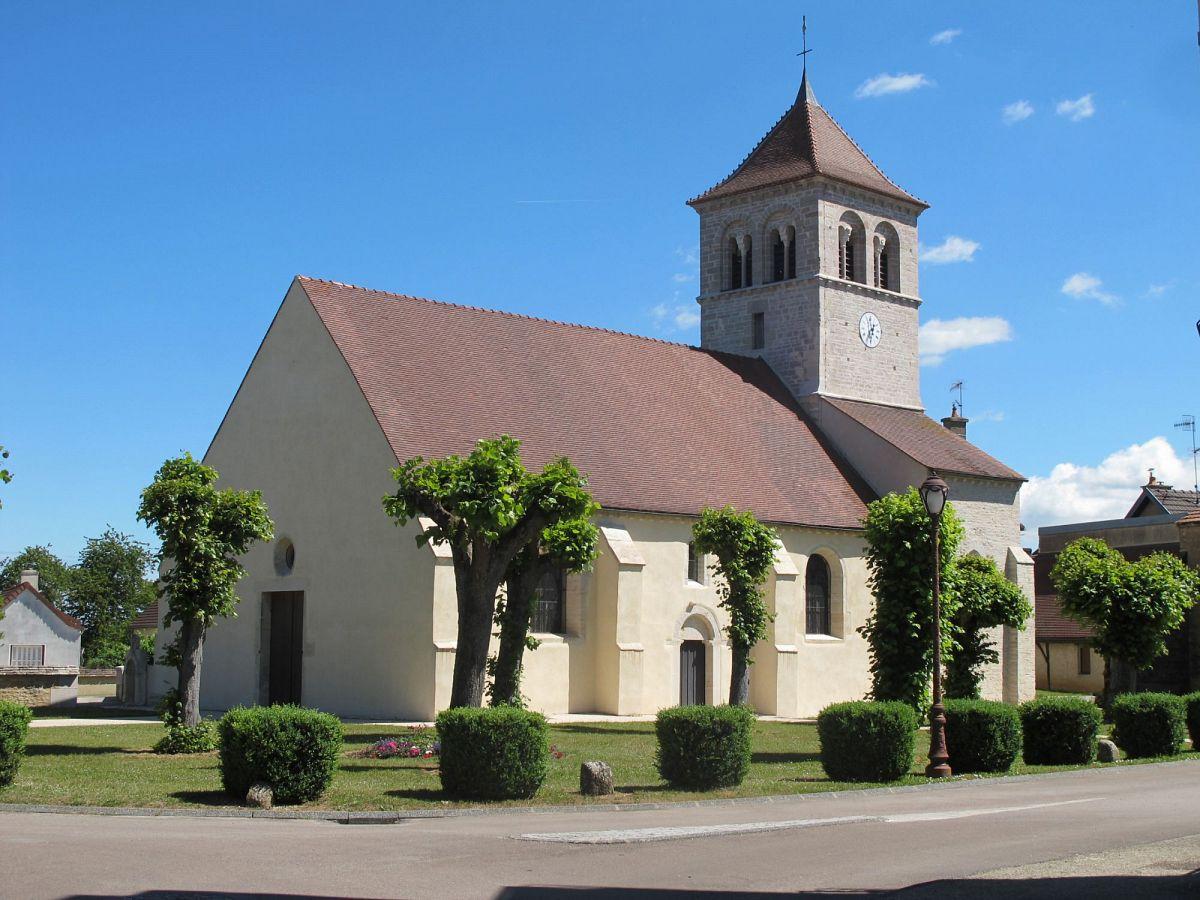 Fenay - Eglise Saint-Martin (21) [1]