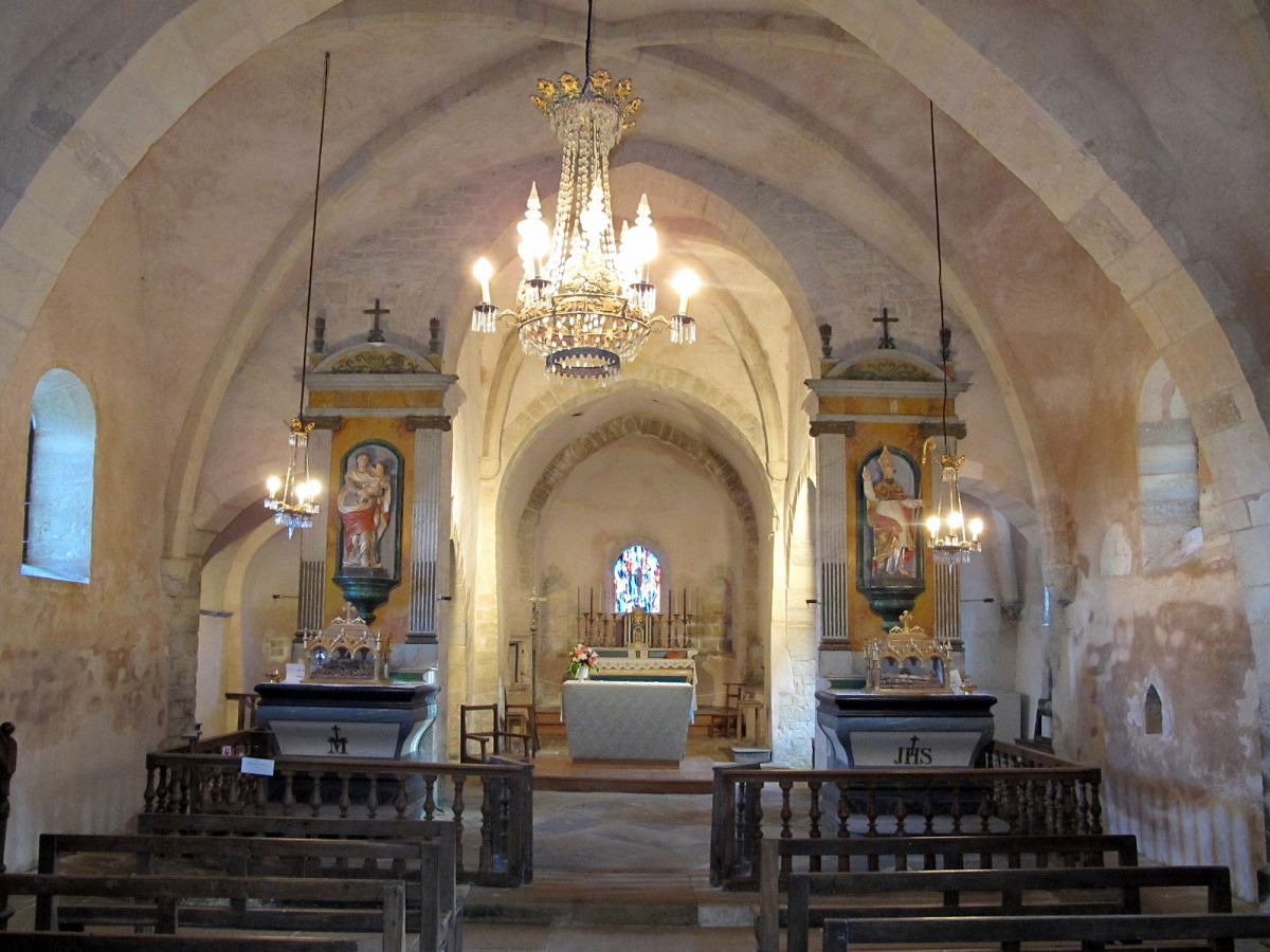 Reulle-Vergy - Eglise Saint-Saturnin (21) [8]