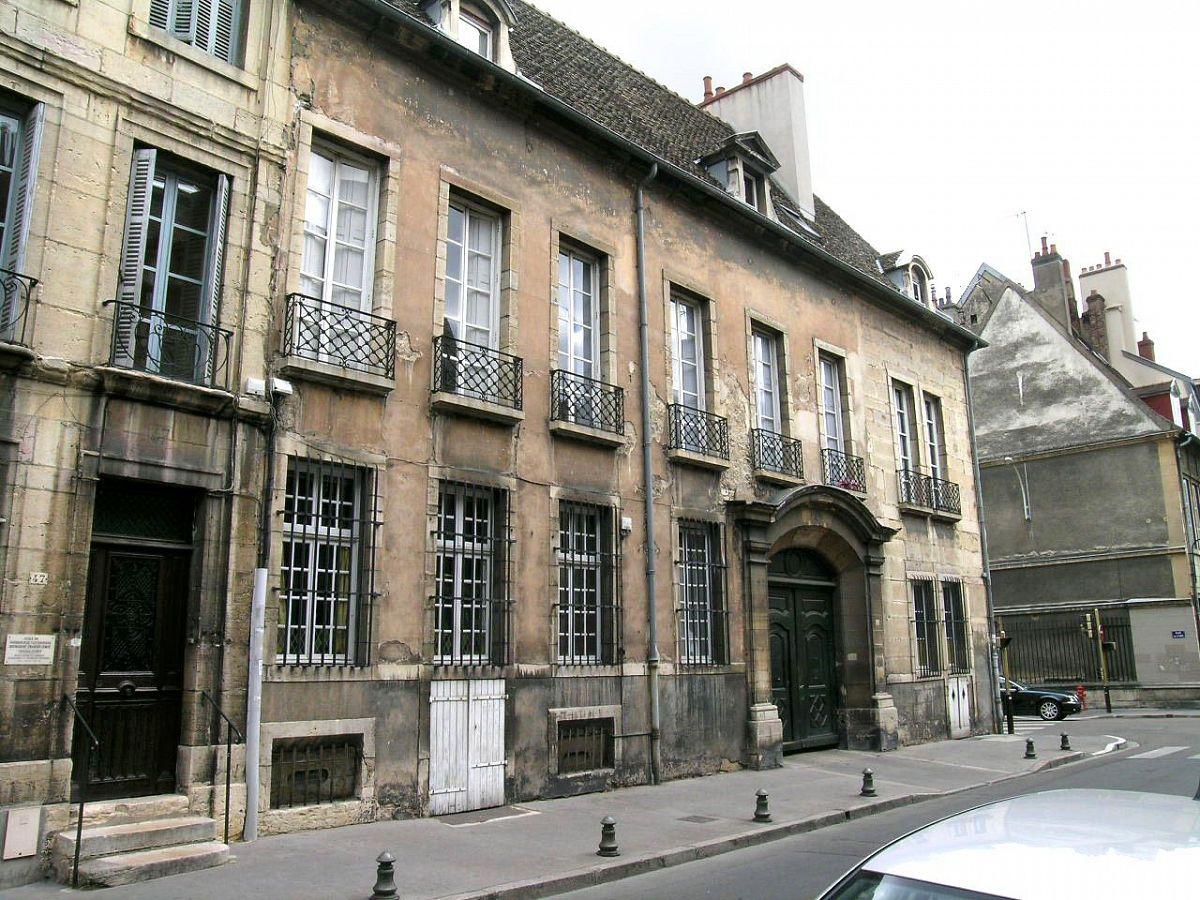 Dijon - Immeuble rue vannerie (21) [4]