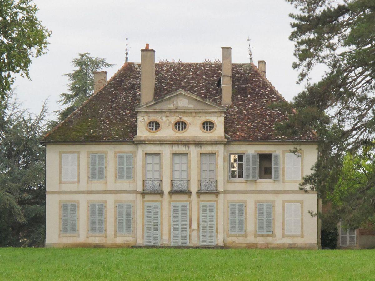 Magny-les-Aubigny - Château (21) [2]