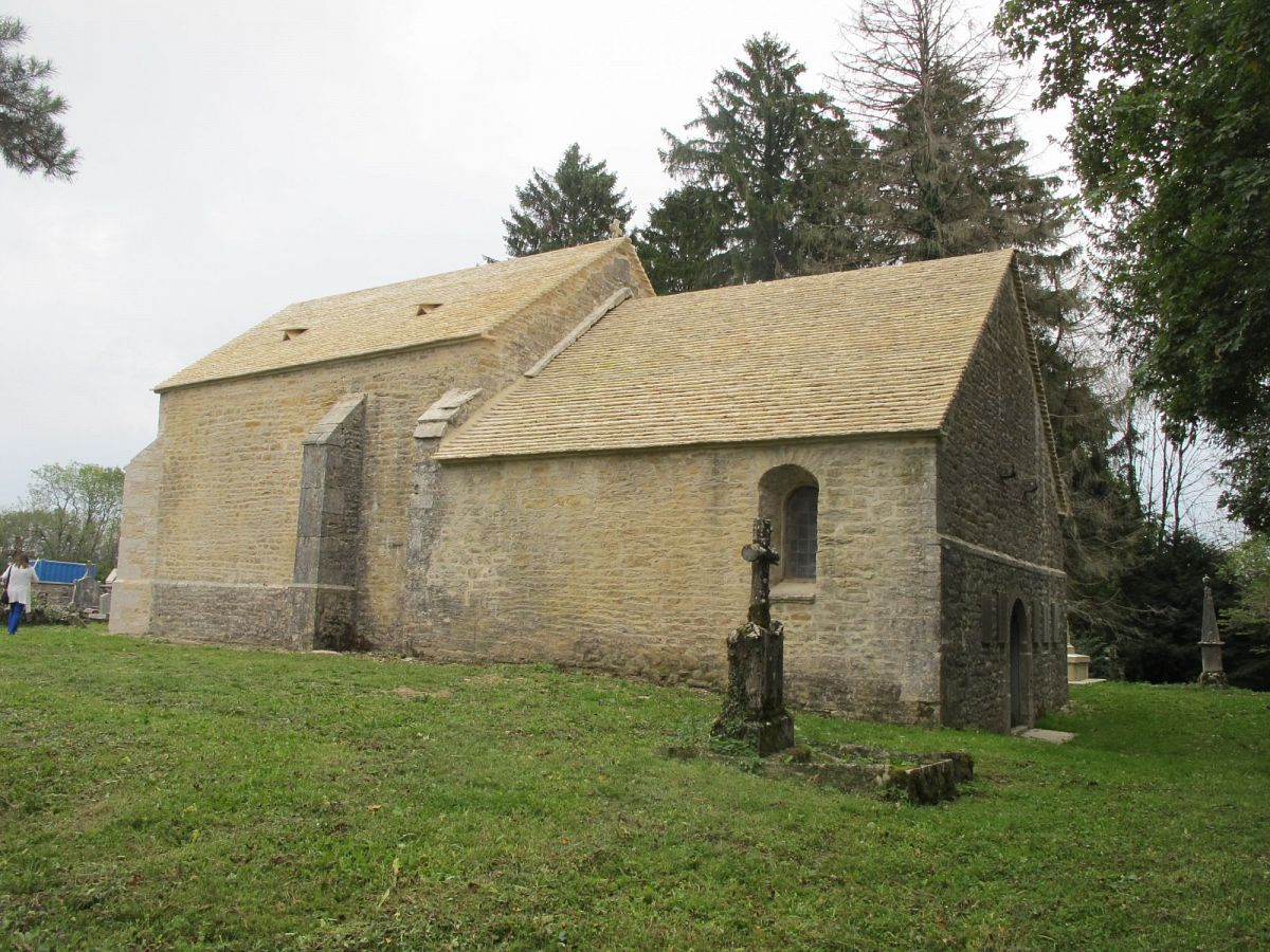 Perrigny - Chapelle St-Etienne de Coldre à Briod (39) [5]