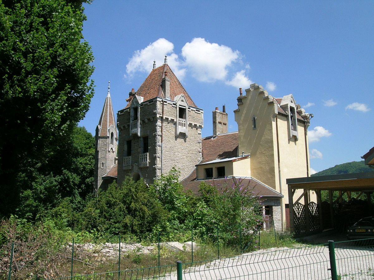 Chalezeule - Chateau de la Juive (25) [1]