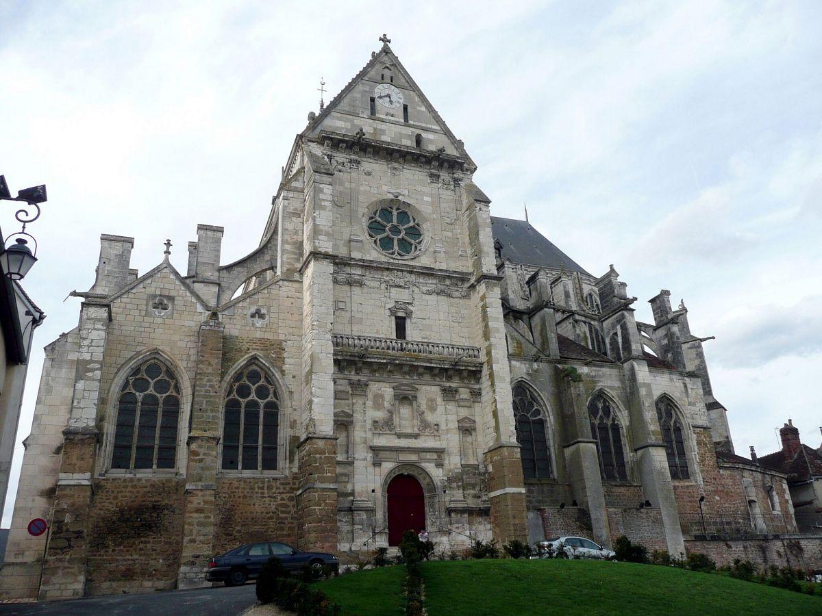 Saint-Florentin - Eglise (89) [1]