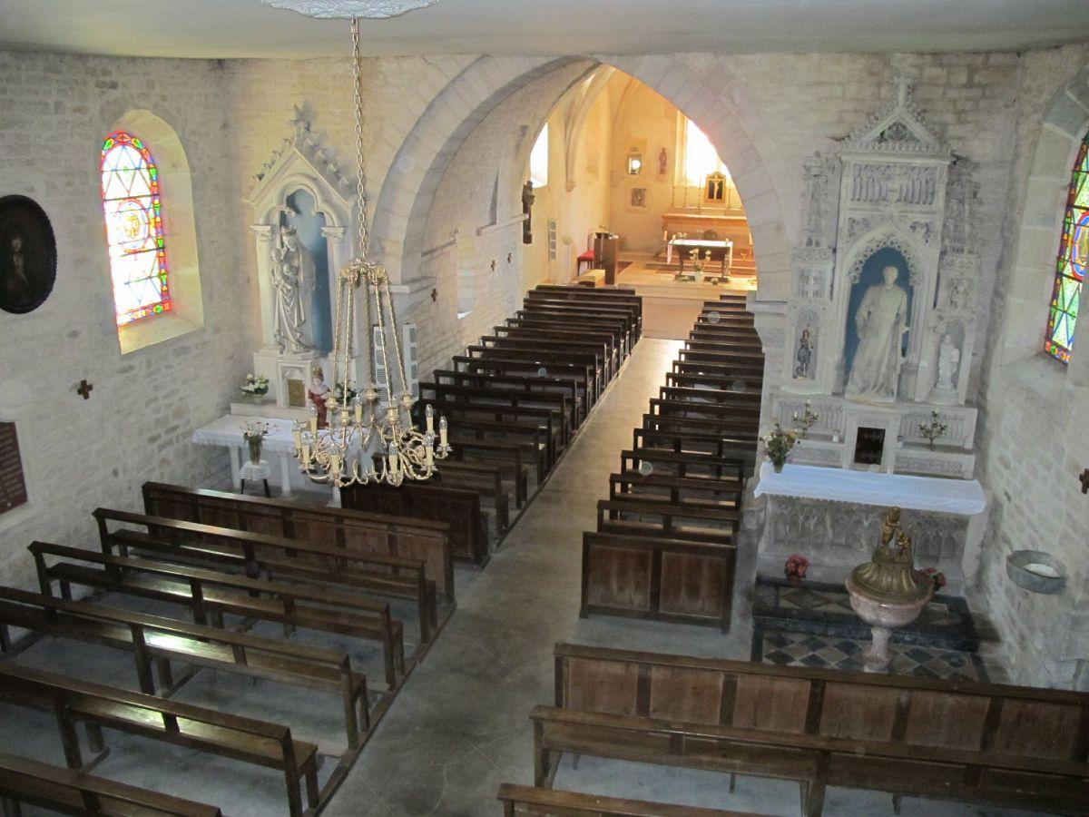 Merceuil - Eglise Saint-Laurent (21) [2]