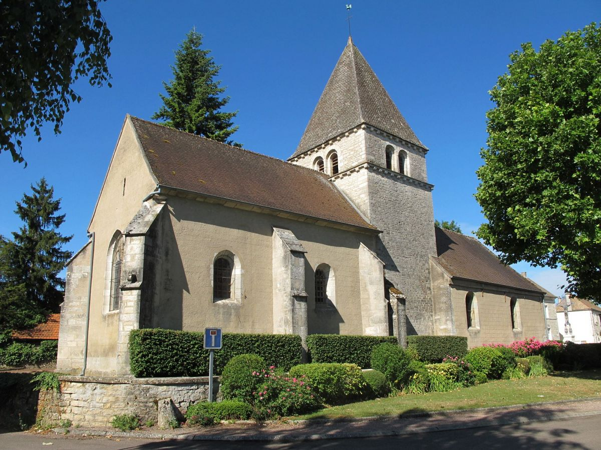 Merceuil - Eglise Saint-Laurent (21) [1]