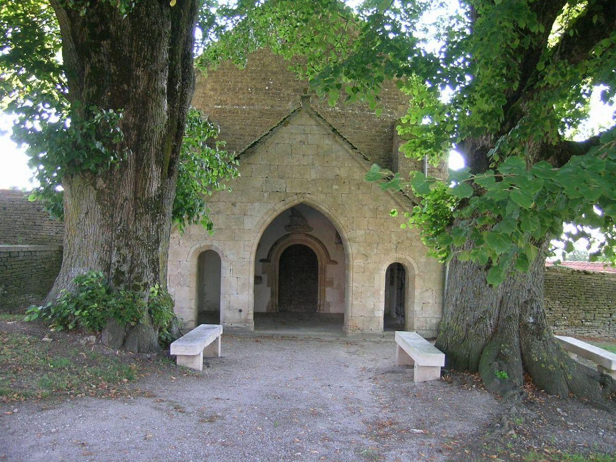 Poiseul-la-Ville-et-Laperrière - Eglise St-Victor (21) [1]