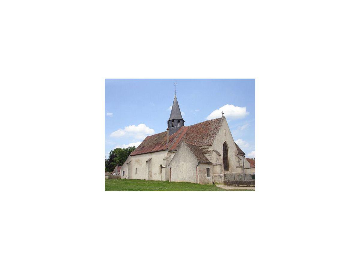 Pouilly-sur-Saône - Eglise Saint-Antoine (21) [1]