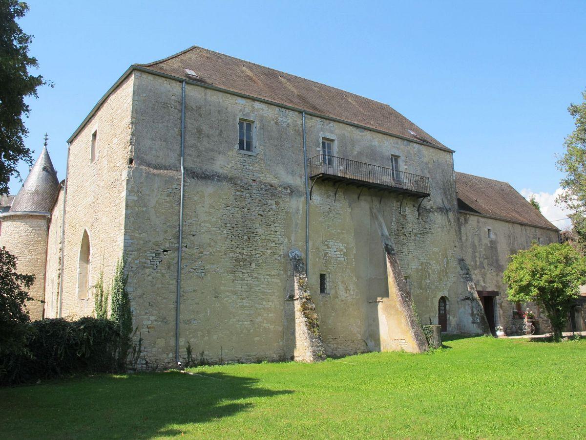 Chagny - Chateau de Bellecroix (71) [1]